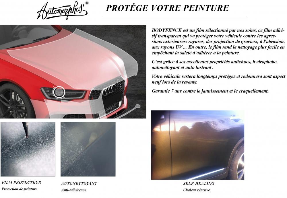film et peinture pour la protection peintures automobiles automorphos 39. Black Bedroom Furniture Sets. Home Design Ideas